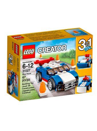 LEGO-Creator-31027-Blue-Racer