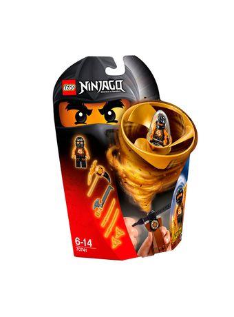 LEGO-Ninjago-70741-Airjitzu-Cole-Flyer