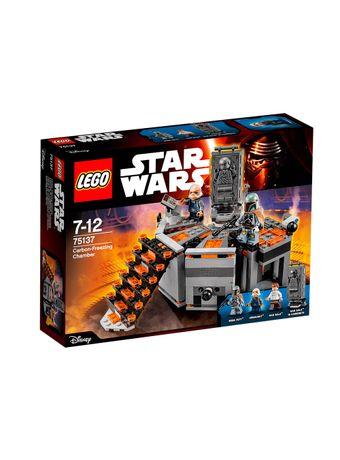 LEGO-Star-Wars-75137-Carbon-Freezing-Chamber--Camara-de-congelacion-