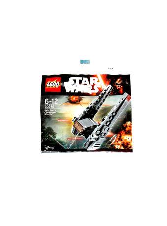LEGO-Star-Wars-30279-Kylo-Ren's-Command-Shuttle--Nave-Star-Wars-