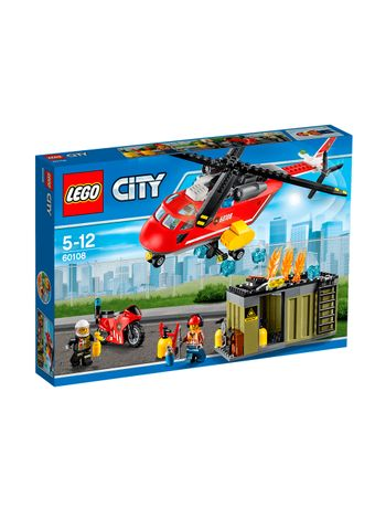 LEGO-City-60108-Fire-Response-Unit--Unidad-contra-Incendios-