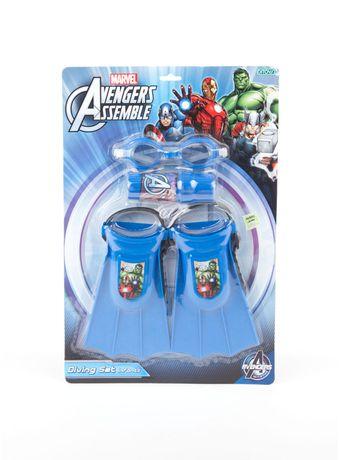 Avengers-Diving-Set-Infantil