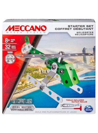 Meccano-Helicoptero