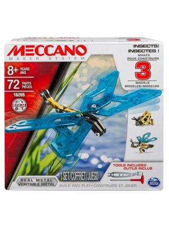 Meccano-Insectos
