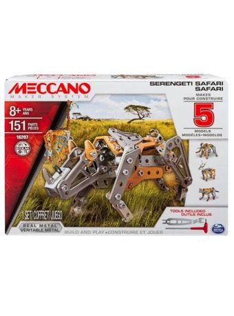 Meccano-Safari