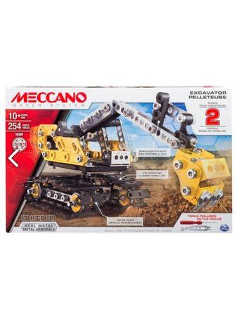 Meccano-Escavadora-con-Pala