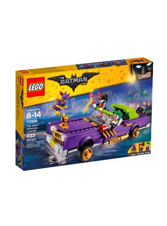 LEGO-Batman-70906-Coche-modificado-de-The-Joker
