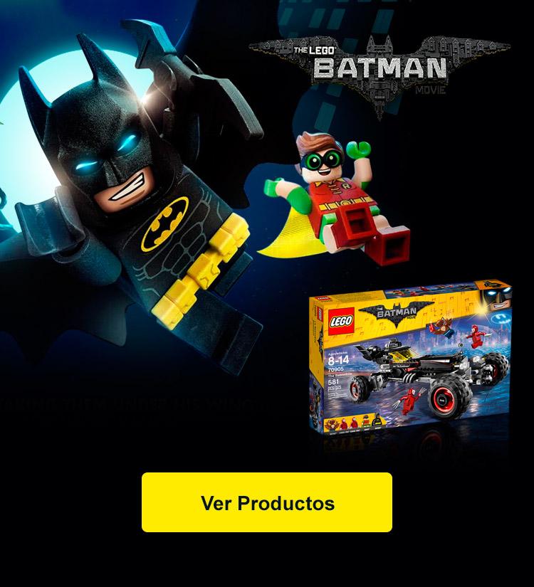 Slider - Lego Batman