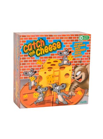 Catch-And-Chesse-Game