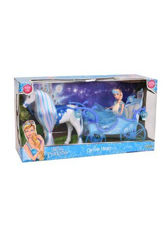 Princesas-Carruaje-Magico