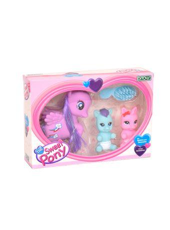 The-Sweet-Pony-X3-C-Acc-Violeta-con-bebes