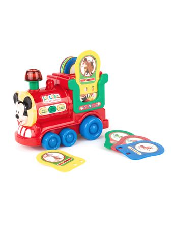 Mickey-Club-House-Tren-con-luces-y-sonidos