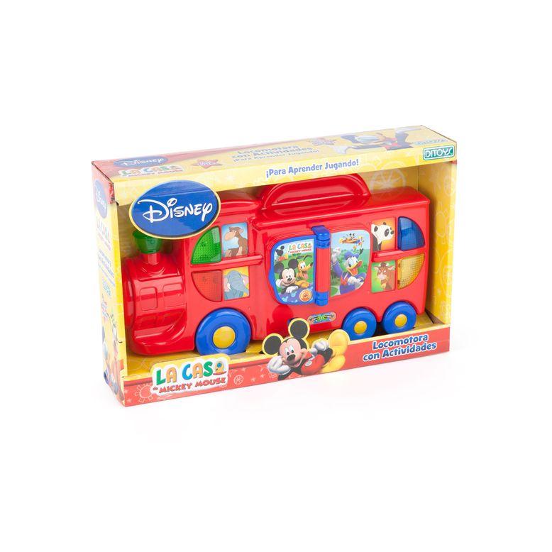 Mickey-Club-House-Tren-de-Animales-con-luces-y-sonidos
