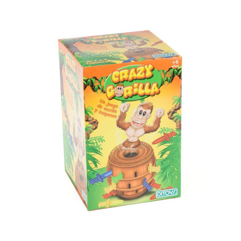 Crazy-Gorilas
