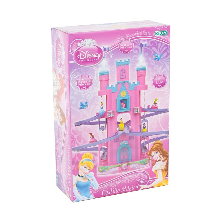 Princesas-Roller-Castle