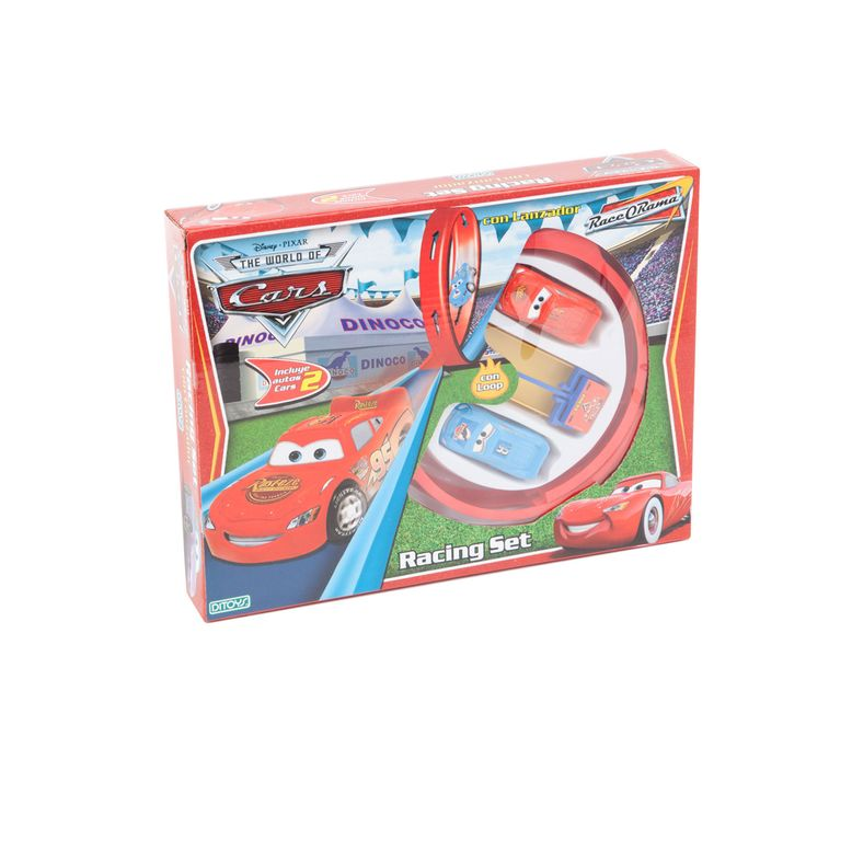 Cars-Racing-Set-con-lanzador