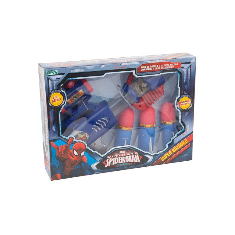 Spiderman-Super-Bazooka