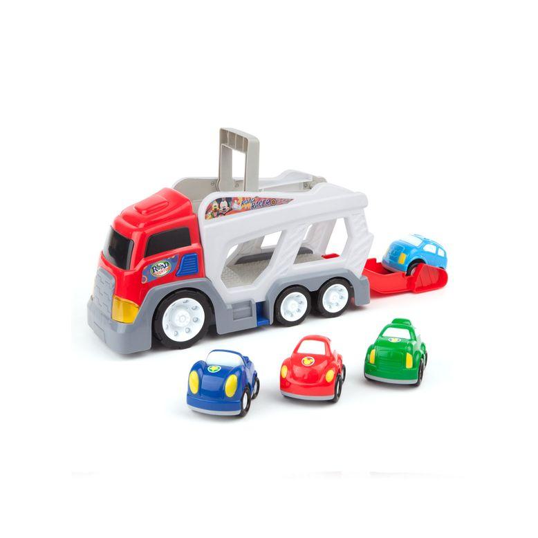 Mickey-Club-House-Camion-Transportador