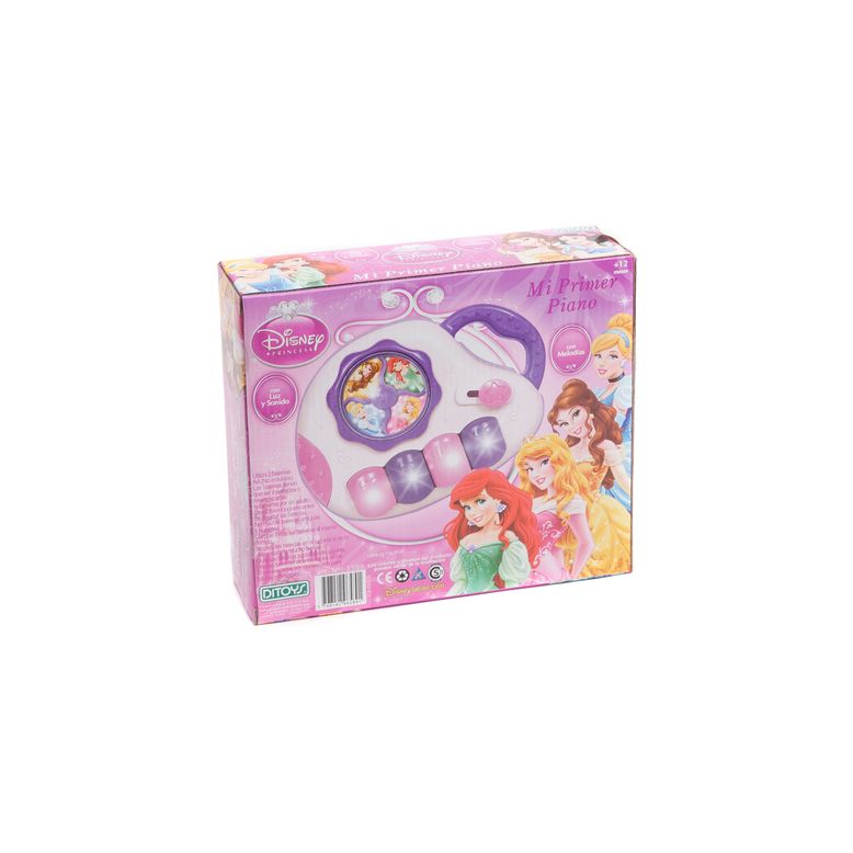 Princesas-Mi-Primer-Piano