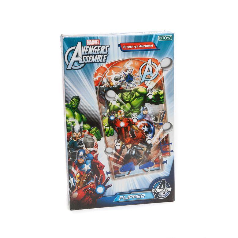 Avengers-Flipper
