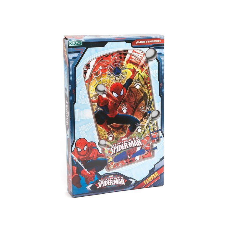 Spiderman-Flipper