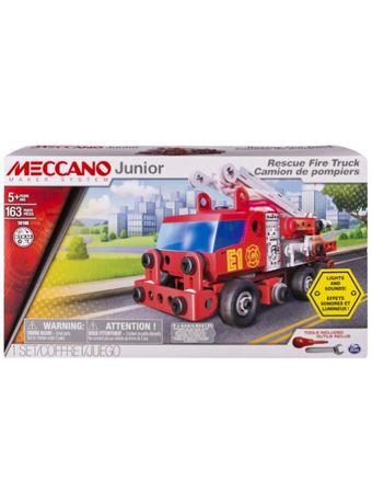 Meccano-Jr.-Camion-de-Bomberos
