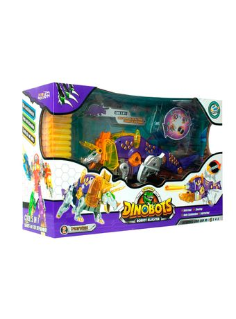 Dinobots-Robot-Triceratops