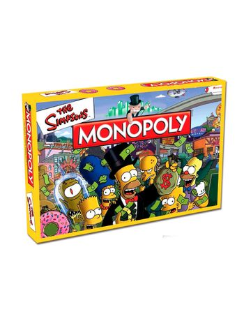 Monopoly-The-Simpsons