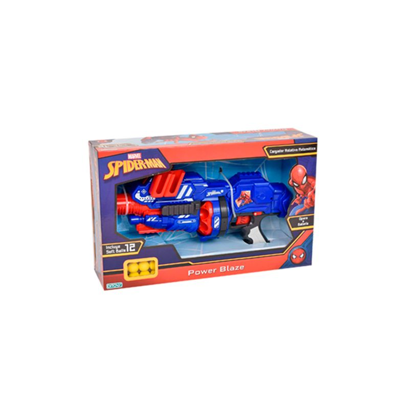 Spiderman-Power-Blaze
