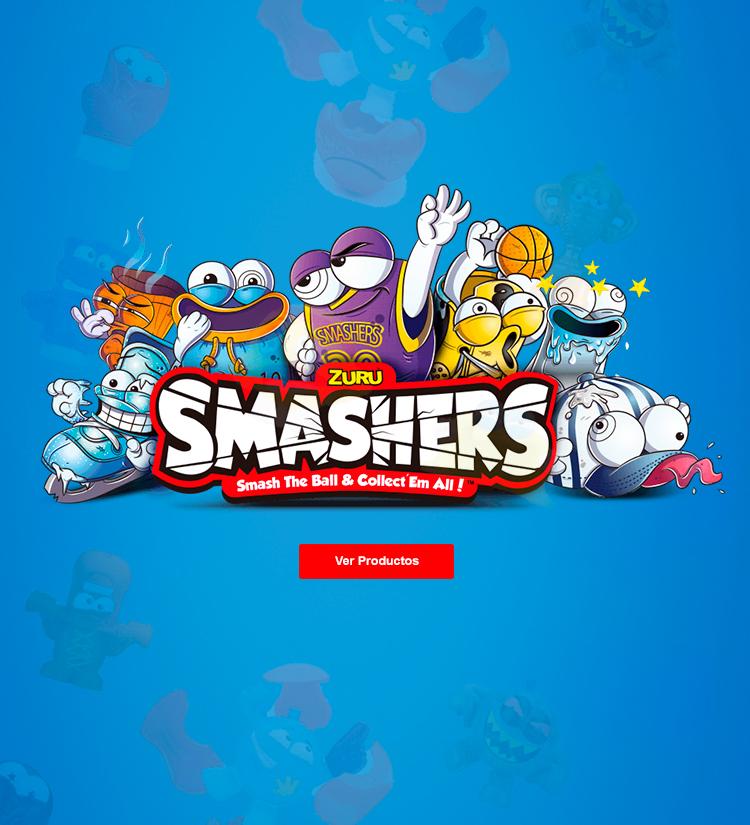 Slider - Smashers