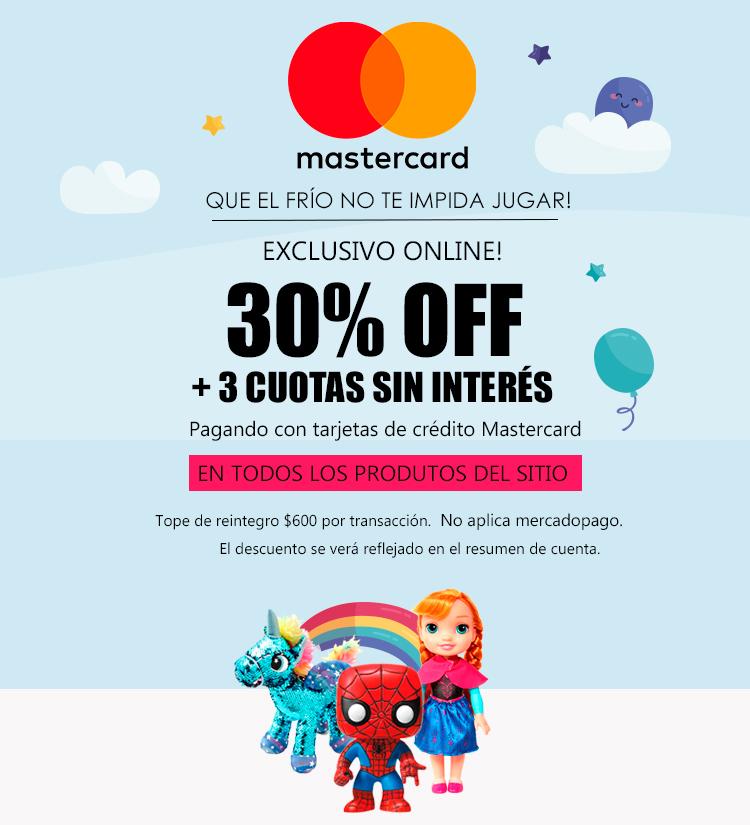 Slider - Mastercard Septiembre