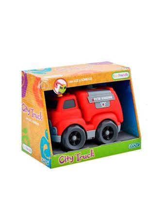 City-Truck-Bombero