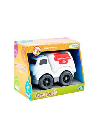 City-Truck-Ambulancia