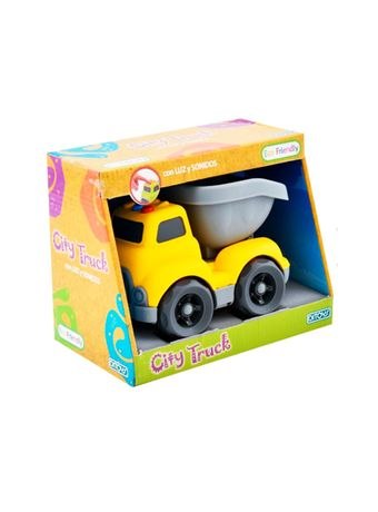 City-Truck-Volcador