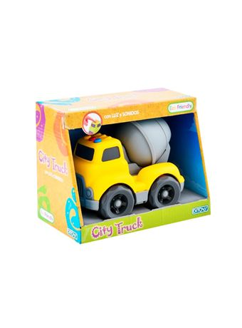 City-Truck-Mezclador