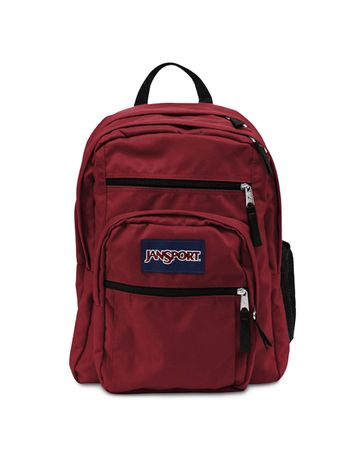 Jansport-Big-Student-Bordo