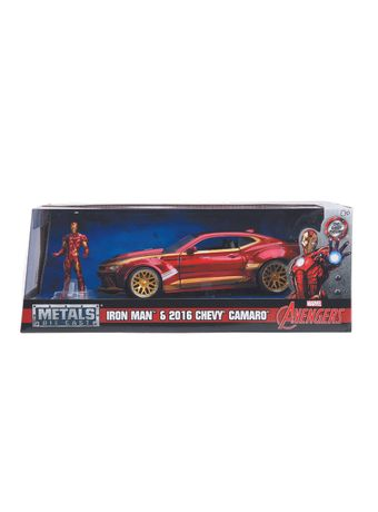 HollywoodRides-Marvel-124-IronMan-2016ChevyCamaroSS-Package-01