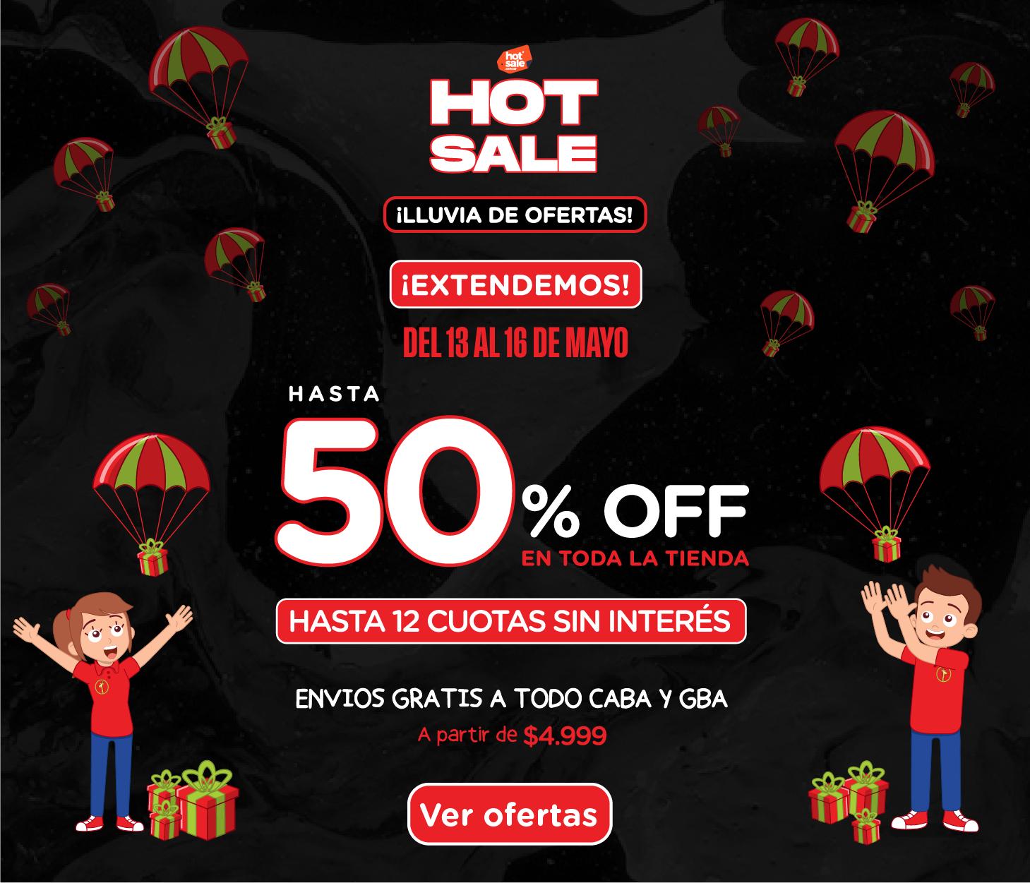 Banner Hotsale La Nacion Mobile
