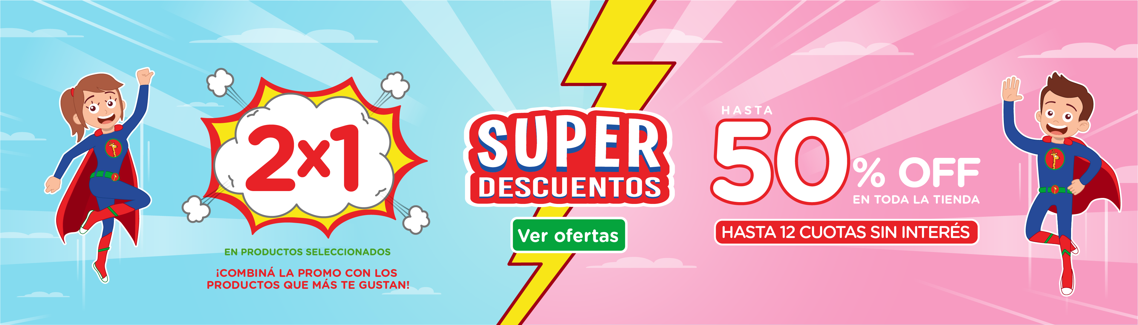 Banner Superdescuentos